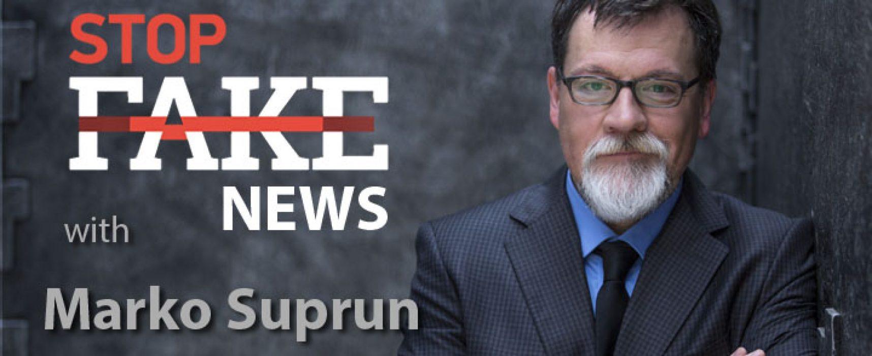 StopFakeNews #124 with Marko Suprun