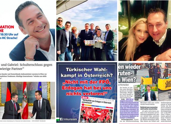 The Social Media 'Echo Chamber' Powering Austria's Far-Right