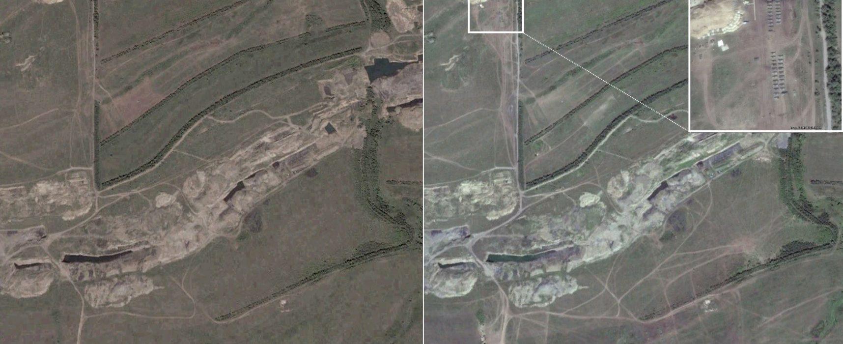 Tanks of Buhaivka: A training facility in Eastern Ukraine