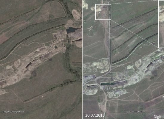 Tanks of Buhaivka: A training facility in Eastern Ukraine