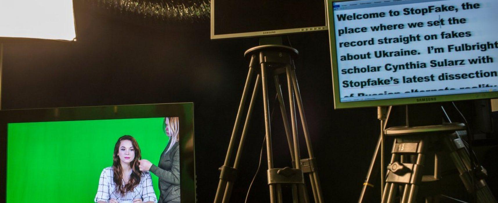 Diario de Kyiv: Para luchar contra las noticias falsas, ucraniano Show Features Nothing but Lies
