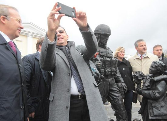Foreign Politicians' Visit to Crimea Is Russia's Latest Disinformation Failure