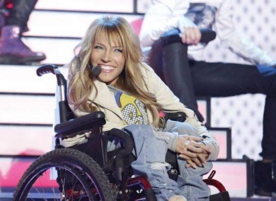 Julia Samoylova, l'ultima carta della propaganda russa all'Eurovision