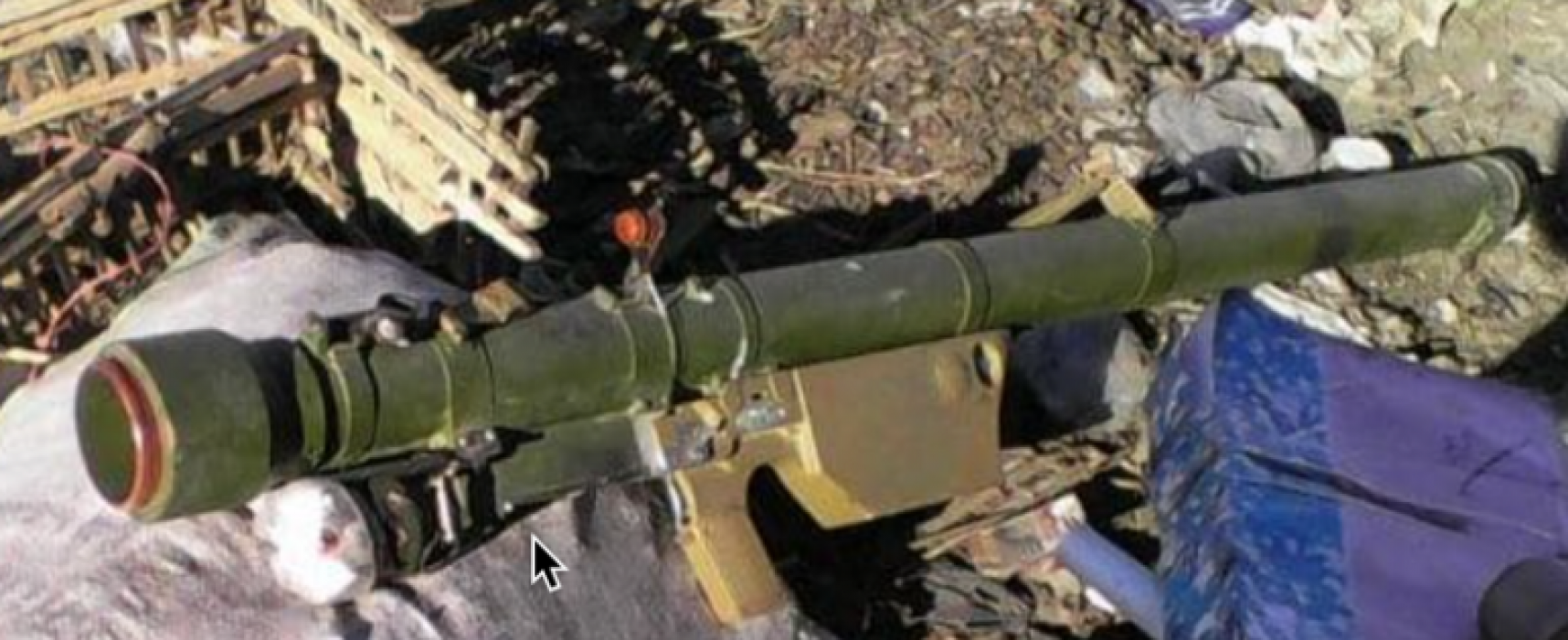 Tracking a Mysterious Missile Launcher Inside an Information War