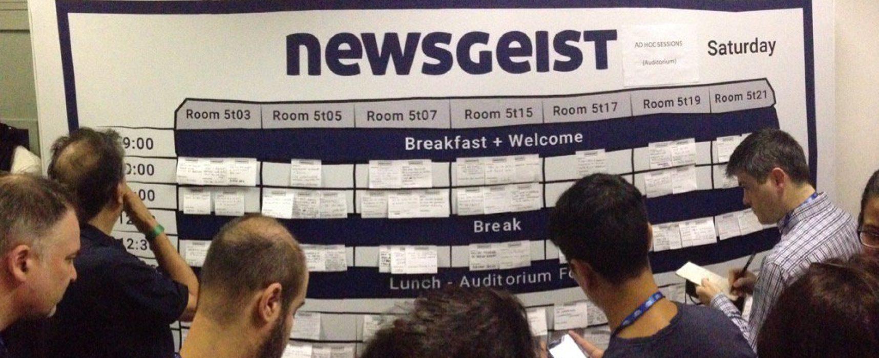 Newsgeist trajo el debate sobre las noticias falsas a América Latina