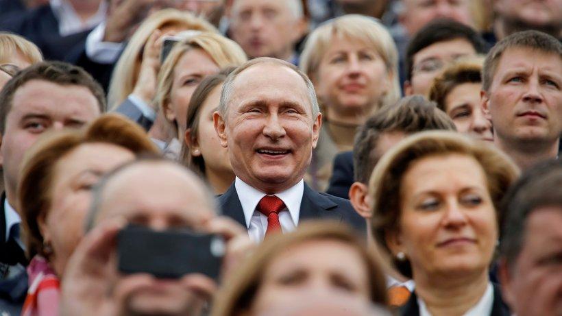 Wladimir Putin in Moskau am 10. September 2016 © Sergei Karpukhin/Reuters