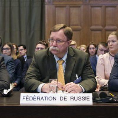 Руснаците използваха пред съда на ООН фейкове отпреди три години като доказателства