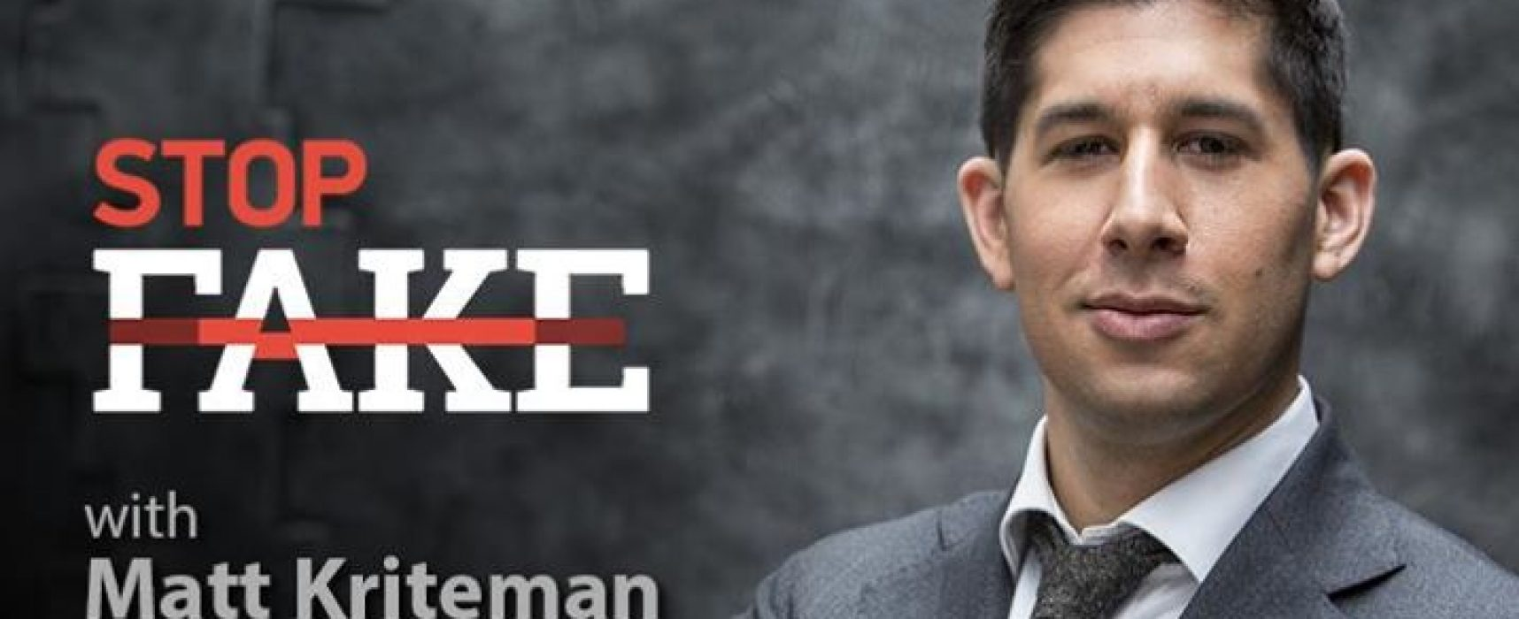 StopFakeNews #124 with Matt Kriteman
