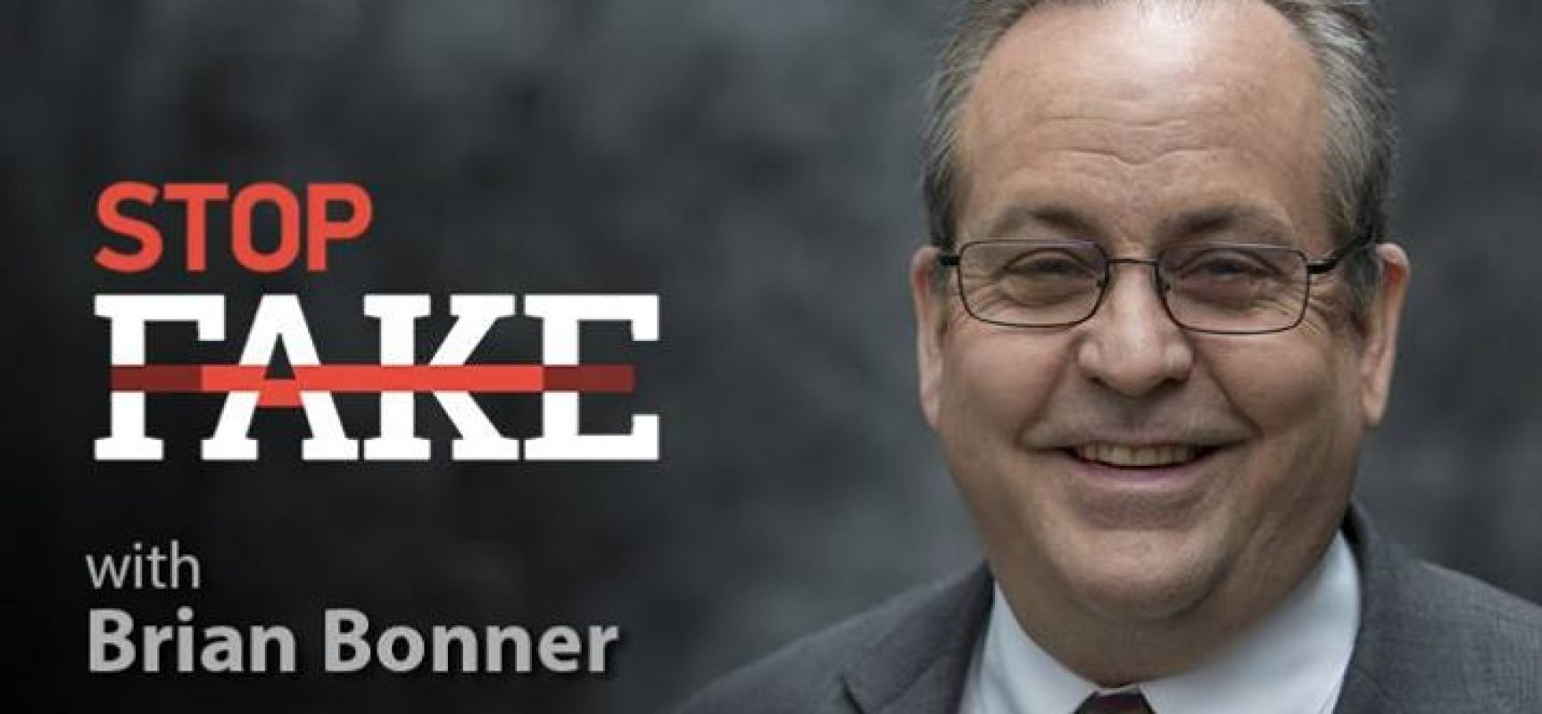 StopFakeNews #125 [ENG] con Brian Bonner