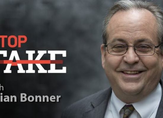 StopFakeNews #125 with Brian Bonner