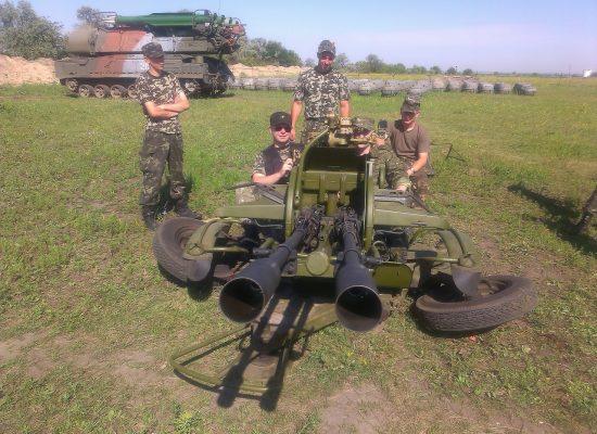Photographs of Ukrainian Buks Geolocated, Nearly Three Years Later