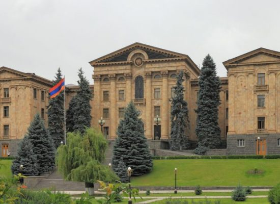 Pre-vote shenanigans — and fake news — cloud Armenia's general election