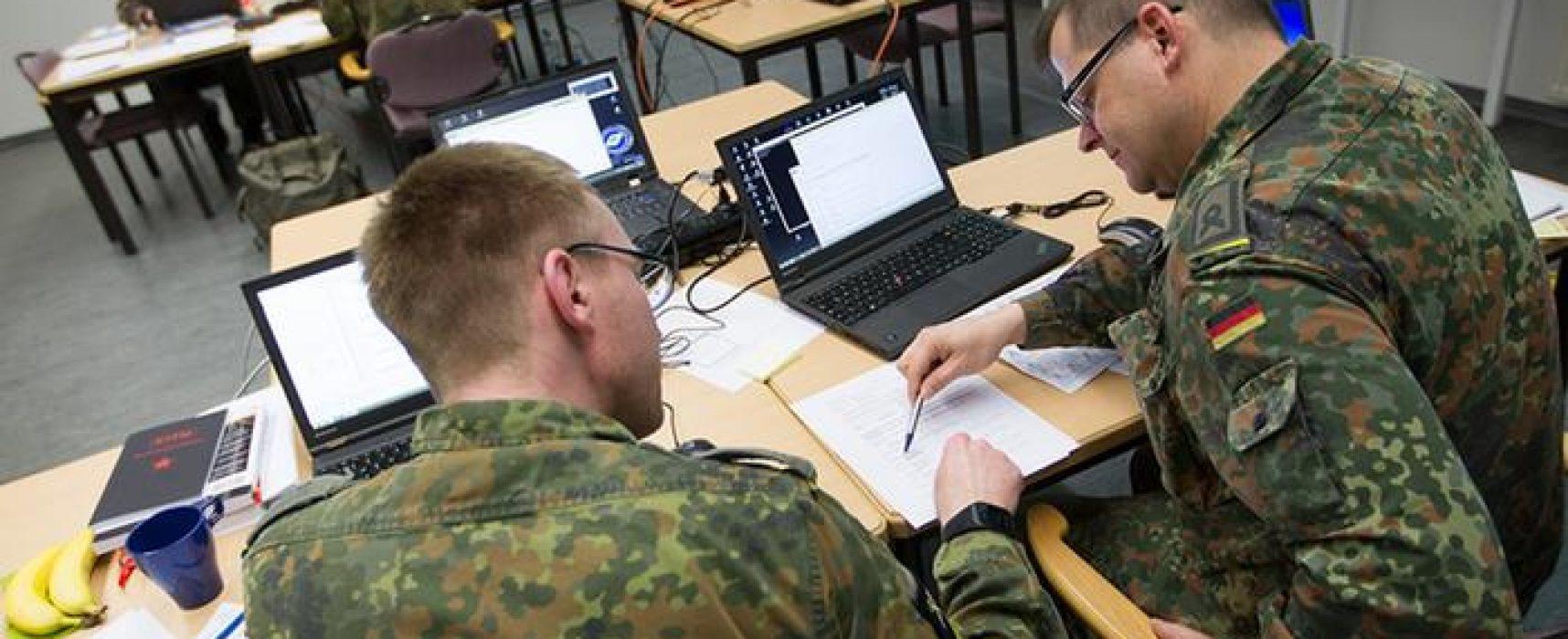 В Германия започна своята работа щаб на кибервойските