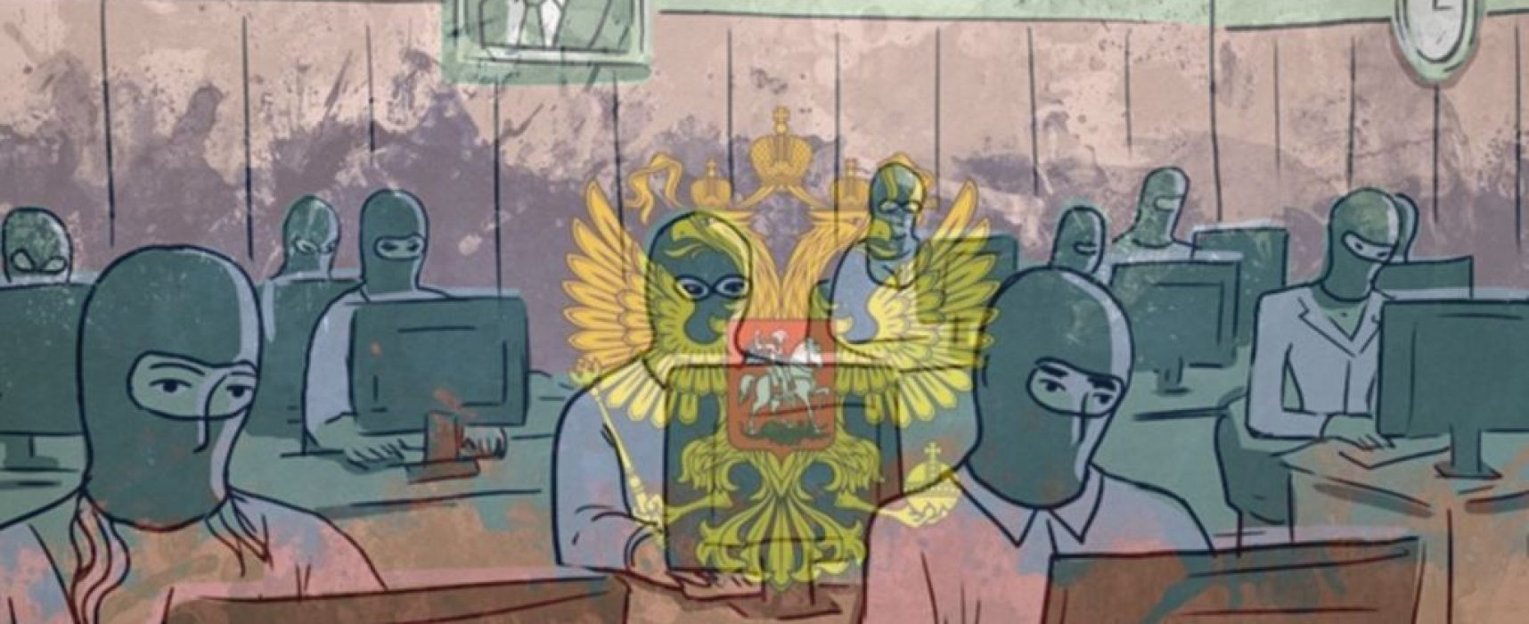 Латвийские эльфы против троллей Кремля