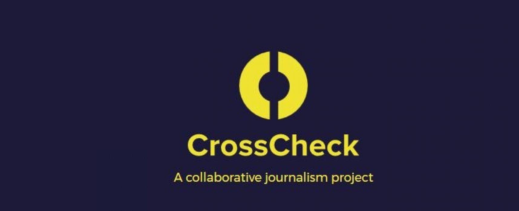 """ZAPP – """"CrossCheck"""": Die Anti-Fake-News-Koalition"""