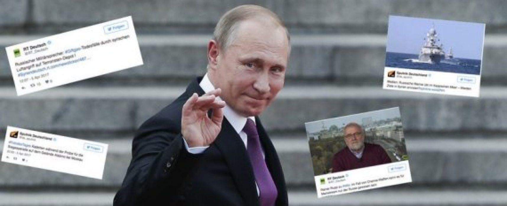 Sebastian Christ – So versuchte die russische Propaganda, die Stimmung in Deutschland nach dem Syrien-Angriff zu vergiften