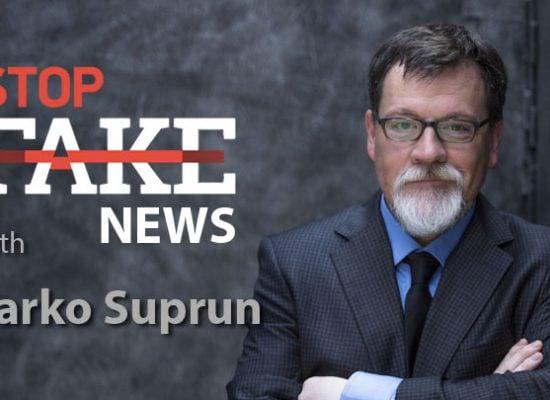 StopFakeNews #126 with Marko Suprun