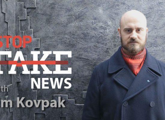 StopFakeNews #127 [ENG] with Jim Kovpak