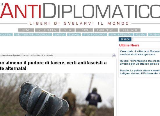 Fake : In Ucraina i nazisti sono al potere, con il sostegno anche del governo PD