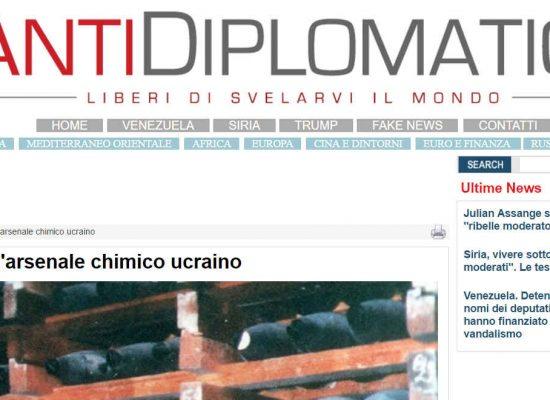 Antidiplomatico il megafono del Movimento 5 stelle per la propaganda di Putin in Italia