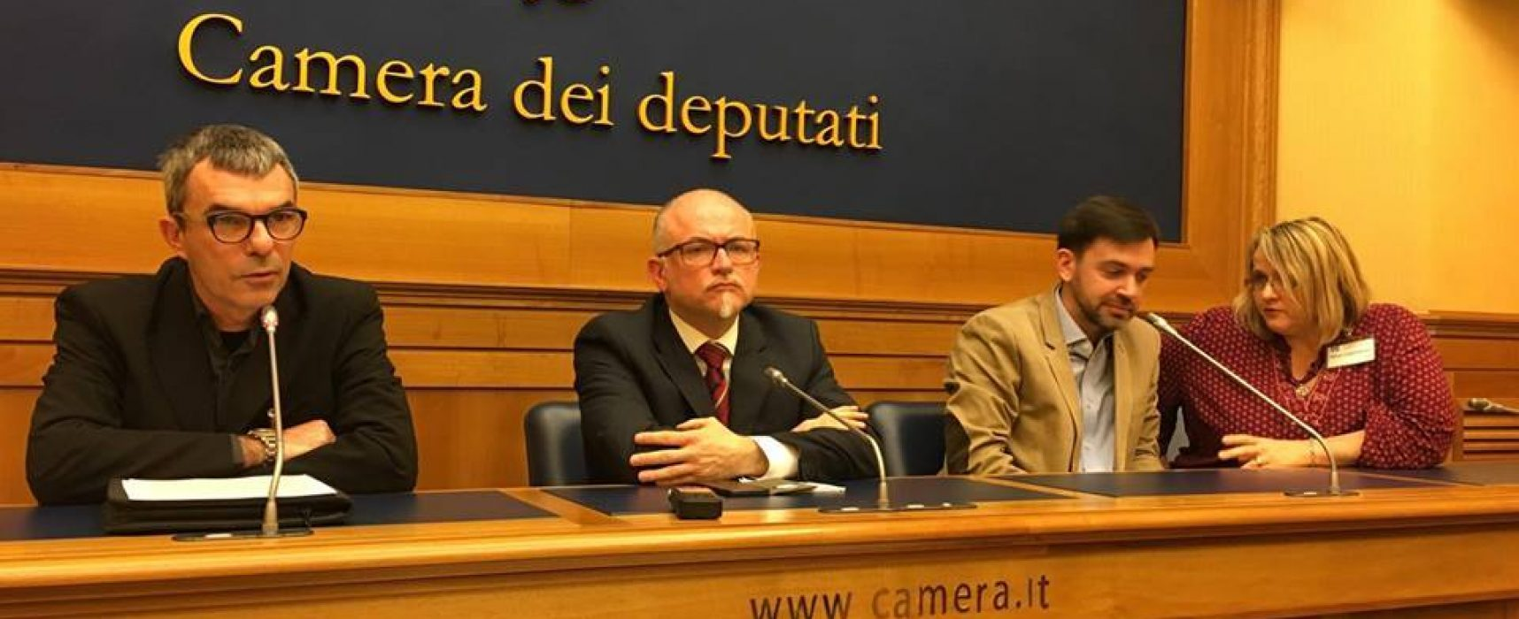 Conferenza stampa di StopFake alla Camera dei Deputati