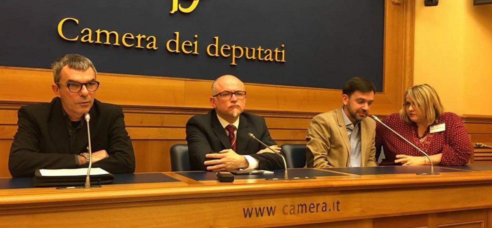 Conferenza stampa di stopfake alla camera dei deputati for Camera deputati rassegna stampa