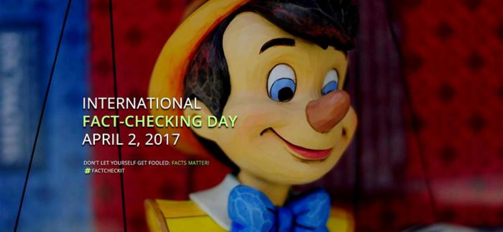 2 aprile, Fact-Checking Day