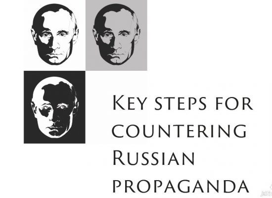 Key steps for countering Russian propaganda: A toolkit for journalists