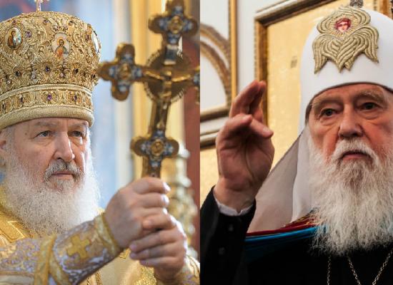 Почему Московский патриархат теряет Украину