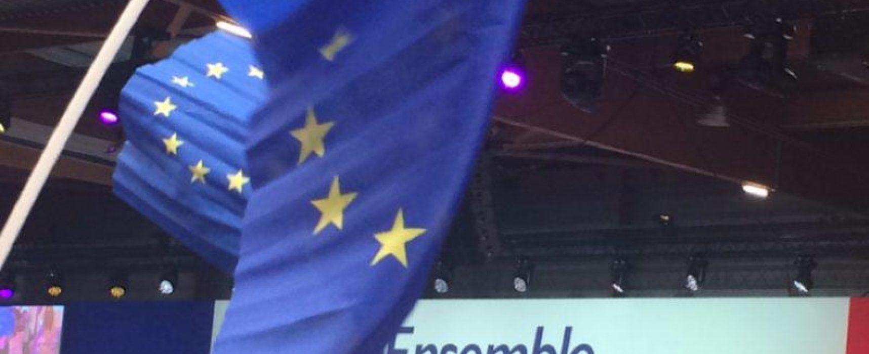 A La Villette, Macron insiste sur les valeurs républicaines et l'Europe