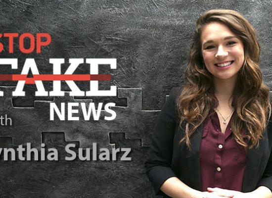 StopFakeNews #131 [ENG] con Cynthia Sularz