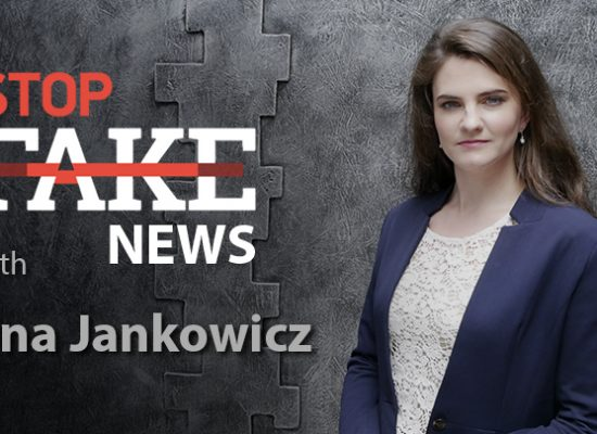 StopFakeNews #132 [ENG] with Nina Jankowicz