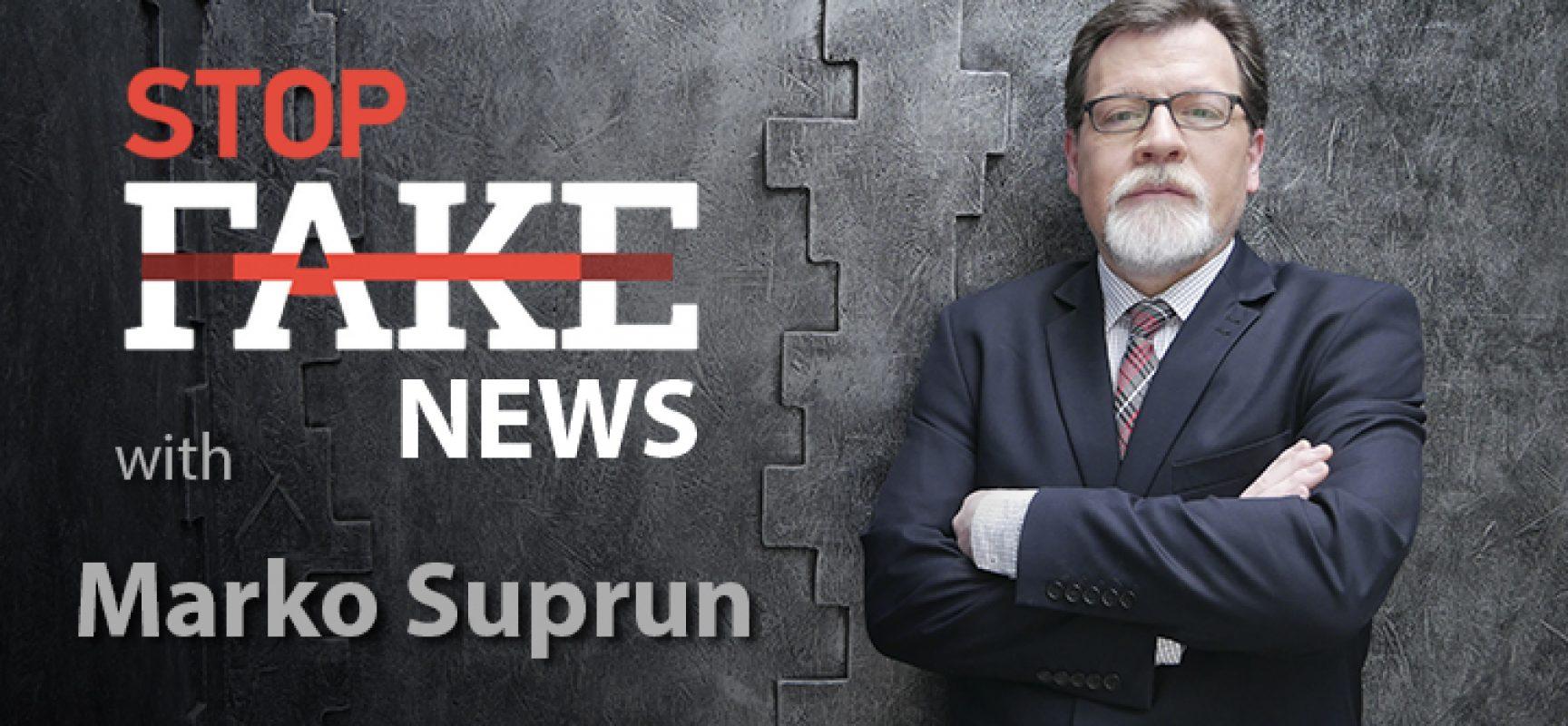 StopFakeNews #133 [ENG] con Marko Suprun
