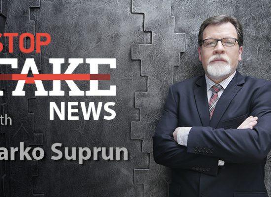 StopFakeNews #133 with Marko Suprun