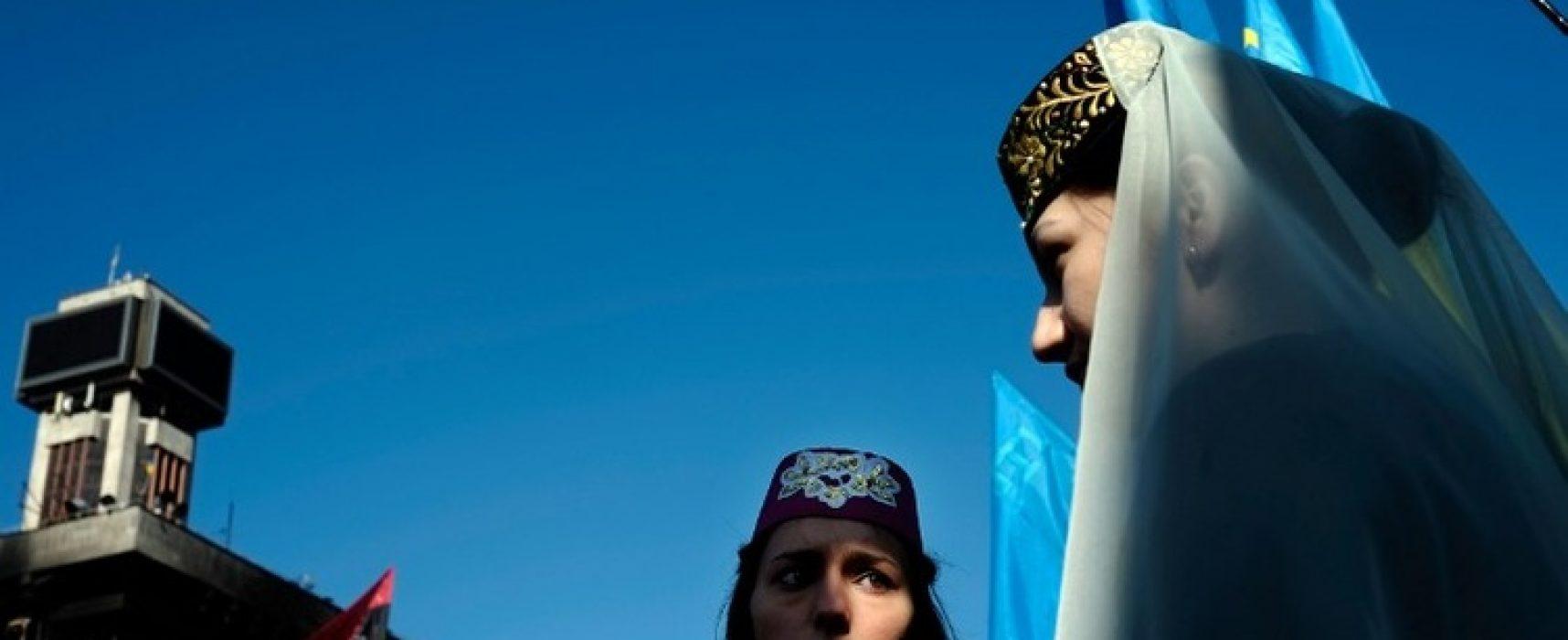 Les Tatars de Crimée: vivre et survivre sous Poutine