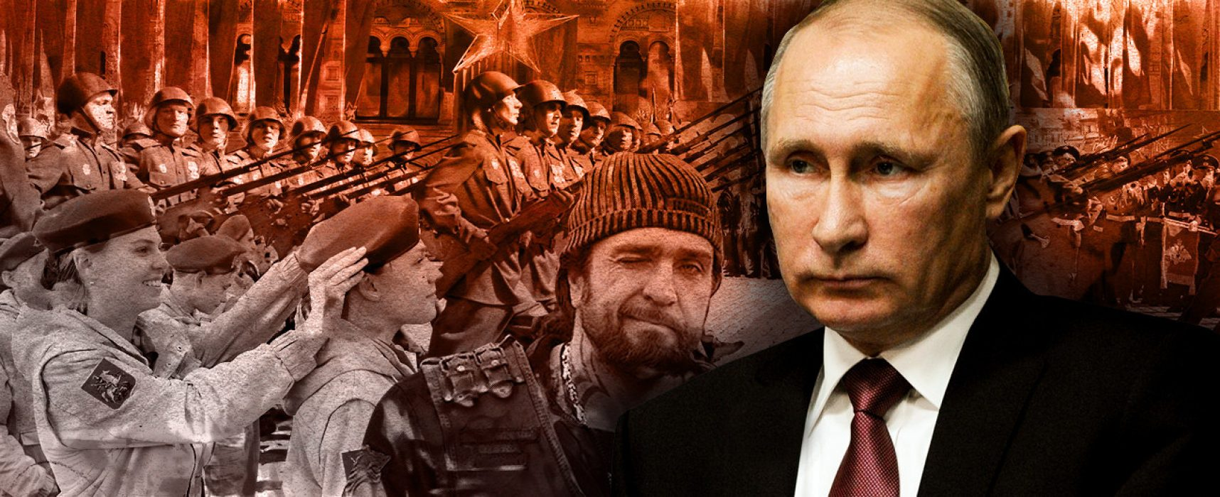 Игорь Яковенко. Бесконечная война