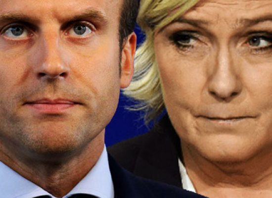 Le Kremlin pousse Macron à tenir tête