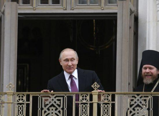 La relation franco-russe: la sécurité et les valeurs
