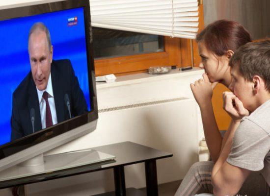 Moscou se mobilise pour intensifier la guerre de l'information