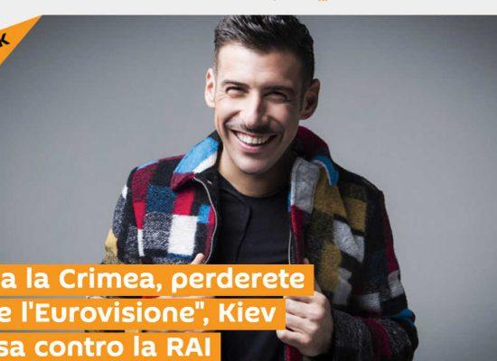 Fake : scherzo della RAI fa infuriare Kyiv