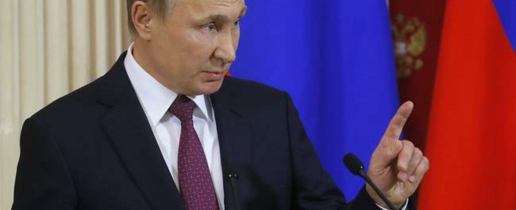 Las cinco grandes mentiras de Vladimir Putin y la propaganda rusa sobre la OTAN