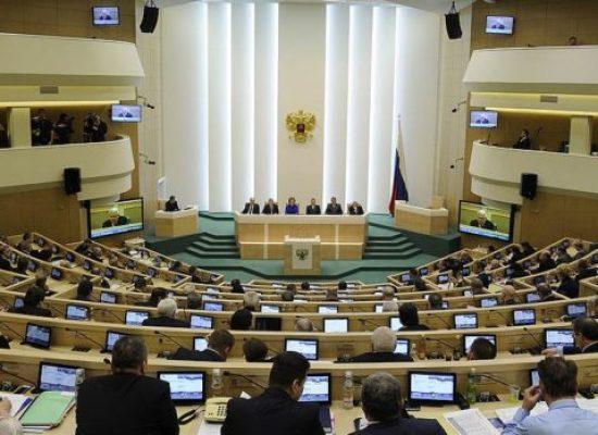 В Совете Федерации предлагают приравнять зарубежные русскоязычные СМИ к иностранным агентам и блокировать их