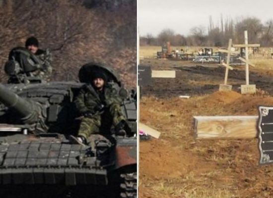 Russia uses money and threat of prosecution to hide Russian soldiers' deaths in Ukraine