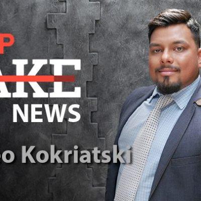StopFakeNews #136 [ENG] with Romeo Kokriatski