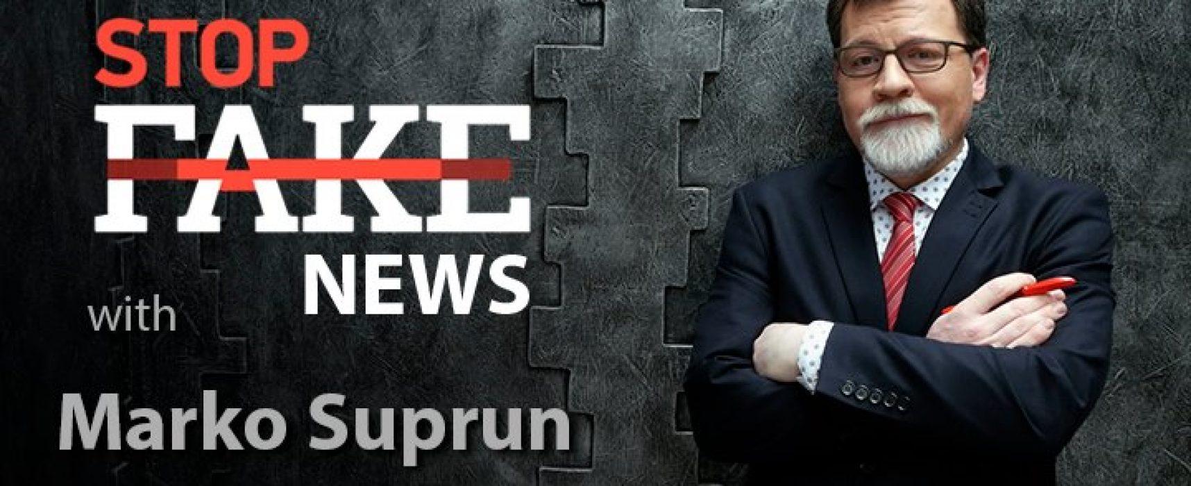 StopFakeNews #137 with Marko Suprun