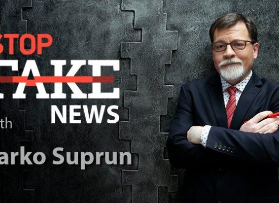 StopFakeNews #137 [ENG] with Marko Suprun