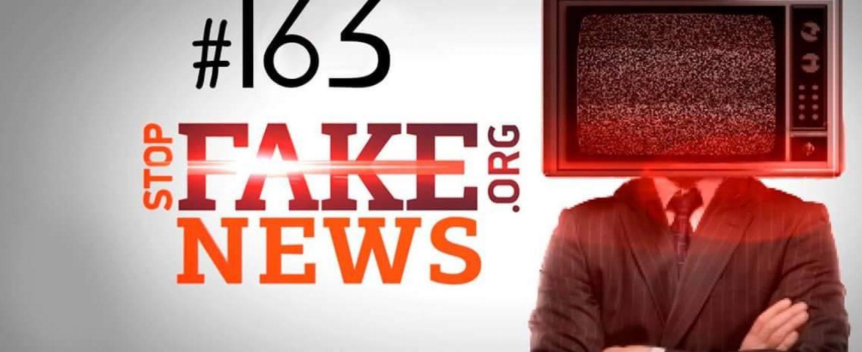 StopFakeNews #163. Отравление салом, толпы туристов в Крыму и фейк от Путина
