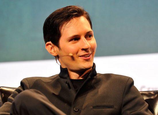Роскомнадзор России потребует сведения о Telegram у создателя сети Павла Дурова