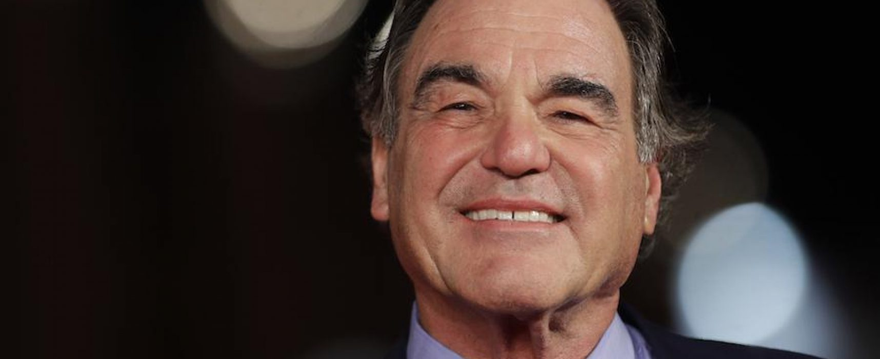 Oliver Stone has launched Putin's re-election campaign