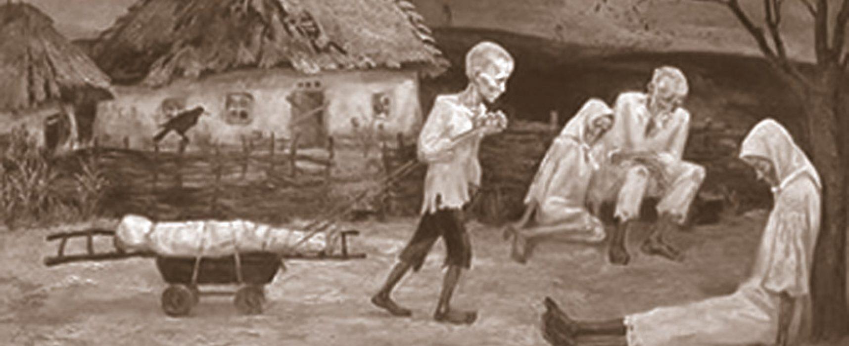 Violazione dei diritti fondamentali della persona in Ucraina negli anni 1917-1953